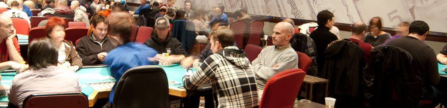 Poker Parties at Elbow River Casino