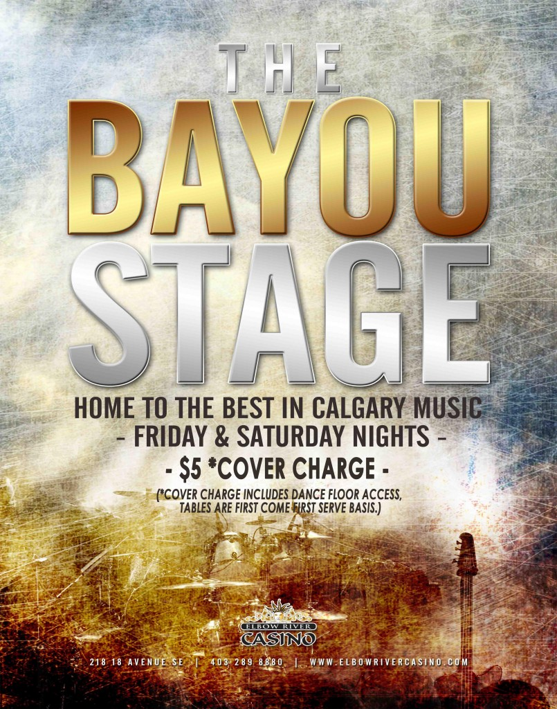 The Bayou Stage_22x28