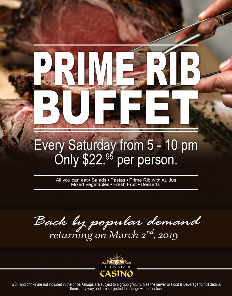 Prime Rib Buffet copy